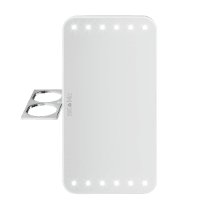 Glamcor Riki Cutie Mini Sminkspegel LED
